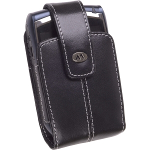 Katteh Premium Leather Case w/Magnetic Closure & Rotating Belt Clip