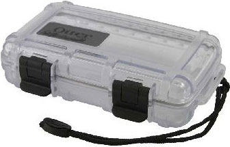 OtterBox 2000 Series Waterproof Case - Clear