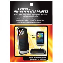 Fitted Privacy Screen Protector for HTC EVO 4G