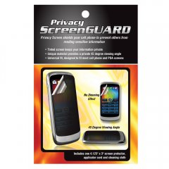 Fitted Privacy Screen Protector for Apple iPhone 4