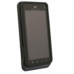 Black Protective Shield for Motorola XT862 Droid 3
