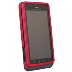 Dark Pink Protective Shield for Motorola XT862 Droid 3