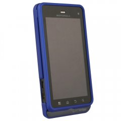 Dark Blue Protective Shield for Motorola XT862 Droid 3