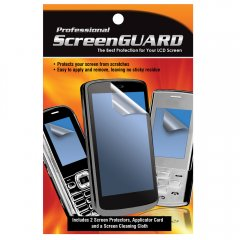 Fitted DuraMax Clear Regular Screen Protector