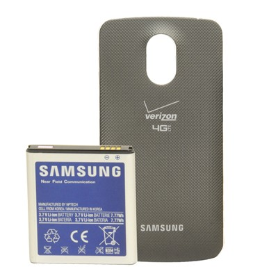 Samsung Extended Battery and Battery Door Combo