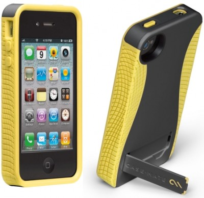 Case-mate Pop! 2 Case for Apple iPhone 4/ iPhone 4S (Yellow)