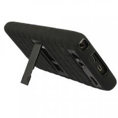 Motorola Razr Maxx Hybrid Case (Black)
