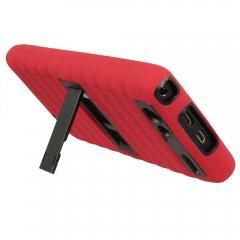 Motorola Razr Maxx Hybrid Case (Red)