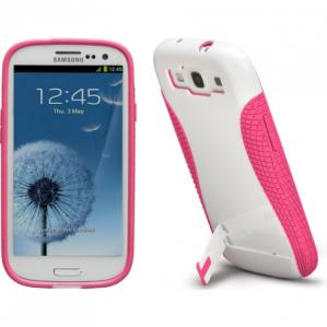 Case-Mate - Pop! 2 Case with Stand in White and Pink
