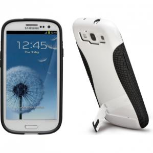 Case-Mate - Pop! 2 Case with Stand in White and Black