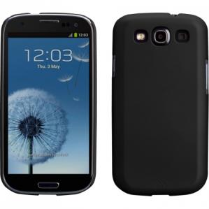 Case-Mate - Barely There for the Samsung Galaxy S III (Black)