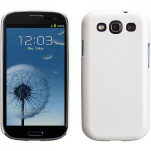 Case-Mate - Barely There for the Samsung Galaxy S III (White)