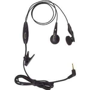 Premium 2.5mm Stereo EarBud Headset