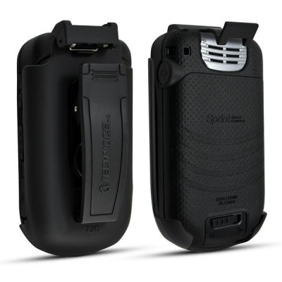 Technocel Duracore Soft Touch Holster (Face-In), Black