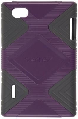 Ventev Intuition GEO Case, (Gray / Purple)