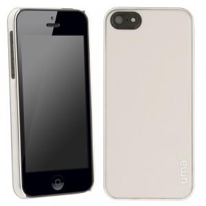 UMA illUsion Lightweight Case iPhone 5 - Solid White