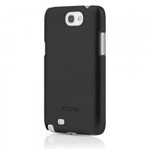 Incipio Feather Shine Case for Samsung Galaxy Note 2 - Black