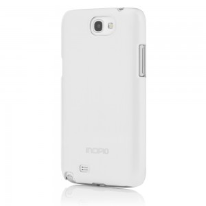 Incipio Feather Shine Case for Samsung Galaxy Note 2 - White