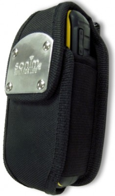 Sonim Technologies Rugged Vertical Pouch w/Belt CLIP & LOOP (Black)