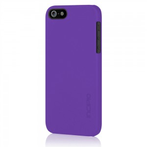Incipio Feather Case for Apple iPhone 5 - Rav'ns Purple
