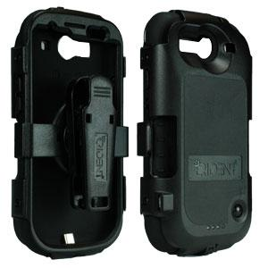 Trident Black Electra Case w/Build-in Additional 2000mAh Battery - Samsung Galaxy S-3