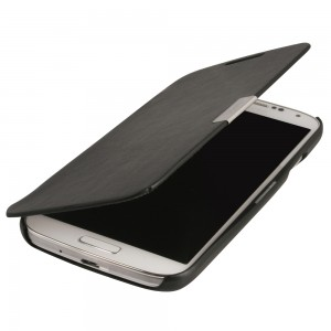 Flip Cover Samsung Galaxy S4 - Black