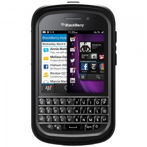 OtterBox COMMUTER BlackBerry Rugged Slim Case (No Belt Clip)