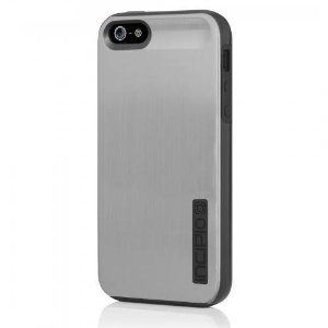 Incipio SILICRYLIC Shine Aluminum Finish Hard Shell Case w/ Silicone Core