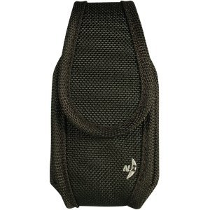 Nite-Ize Rugged Clip Case Cargo VELCRO Closure (Medium Black)