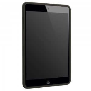 Black Silicone Sleeve compatible with Apple iPad Mini