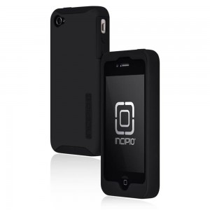 Incipio iPhone 4/4S Silicrylic Case Black