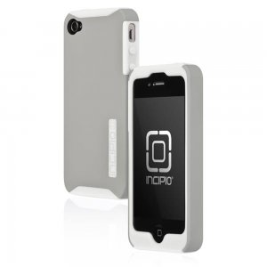 Incipio iPhone 4/4S Silicrylic Case White