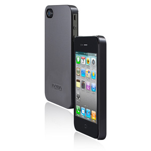 Incipio iPhone 4/4S Silicrylic Case Pearl Metallic Gray