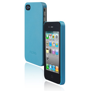 Incipio iPhone 4/4S Silicrylic Case Pearl Turquoise