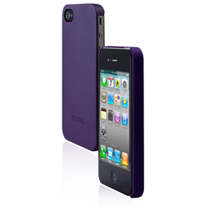 Incipio iPhone 4/4S Silicrylic Case Paparazzi Rav'nz Purple