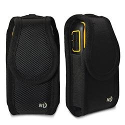 Nite-Ize Rugged Clip Case Cargo Closure Tall (Black)