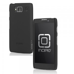 Incipio Feather Case for Motorola Droid RAZR MAXX HD XT916 Black