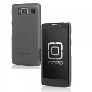 Incipio Feather Case for Motorola Droid RAZR MAXX HD XT916 Iridescent Gray