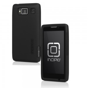 Incipio DualPro Hard Shell Case for Motorola Droid RAZR MAXX HD Black/Black