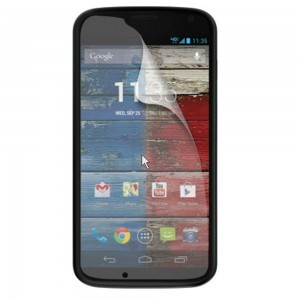 FITTED Screen Protector compatible w/ Motorola X XT1056