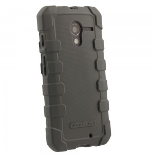 Body Glove Rugged Dropsuit Case, Motorola Moto X - Charcoal Body Glove