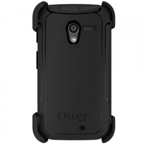 OtterBox DEFENDER Rugged Series Case w/Clip For MOTO X