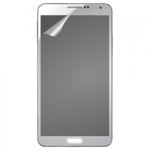 FITTED Screen Protector compatible w/ Samsung Galaxy Note 3 - Clear