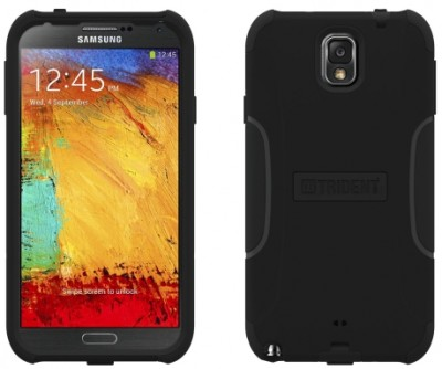 AFC Trident Aegis Case for Samsung Galaxy Note 3 in Black