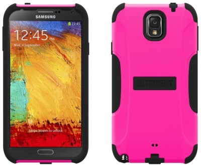 AFC Trident Aegis Case for Samsung Galaxy Note 3 in Pink