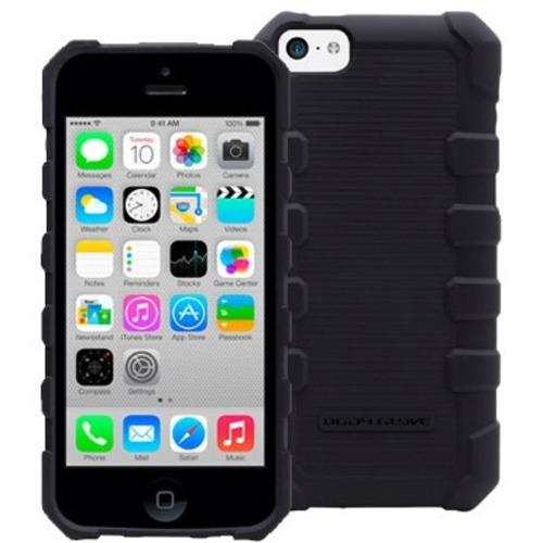 Body Glove Dropsuit Rugged Series Snap-on Shield Case Apple iPhone 5C (Black)