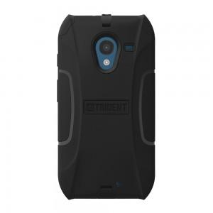 Trident Aegis Case Compatible w/ Motorola X (No Clip)- Black