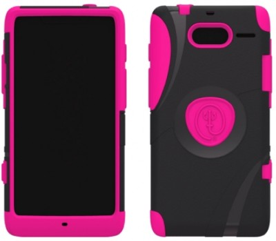 Aegis Case Motorola Droid Razr M in Black/Pink