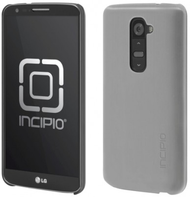 Incipio Technologies - INCIPIO feather SHINE for LG G2 in Silver