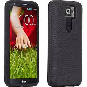 Case-Mate - Tough Case for the LG G2 (Black)